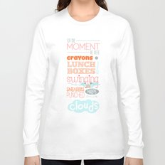 Swinging So High  Long Sleeve T-shirt