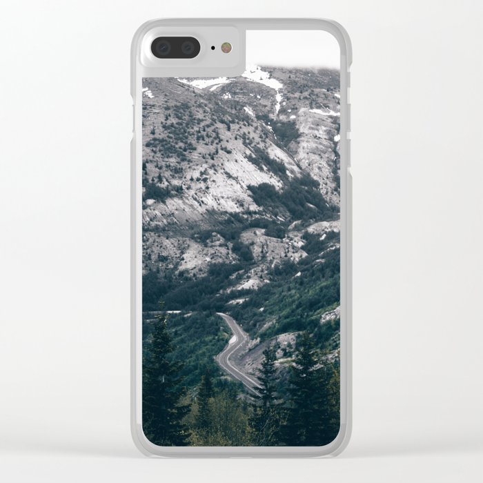 Washington IV Clear iPhone Case