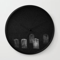 5 Stones Wall Clock