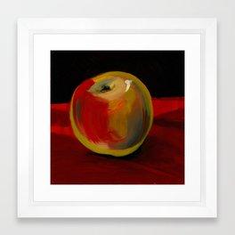 Apple 2 Framed Art Print