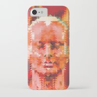 muscle iPhone & iPod Cases featuring Muscle Man by Donovan Justice