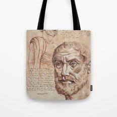 Aristotle Tote Bag