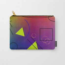 Little geometry science Carry-All Pouch