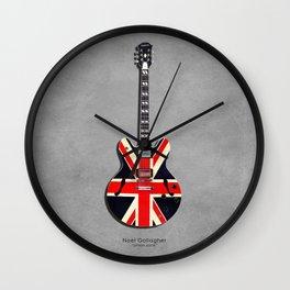 "Supernova ""Union Jack"" Wall Clock"
