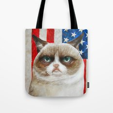 Born to be Grumpy Tote Bag