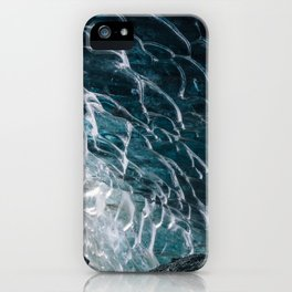 Cave of waves iPhone Case