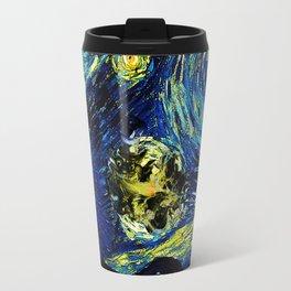 cheshire starry night   Travel Mug