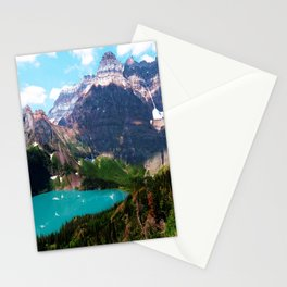 Leaving the magical passage Stationery Cards