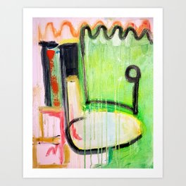 Le Bain (The Bath) Art Print