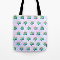 gamer Tote Bags featuring Gamer by Krista Rae