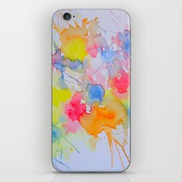 Abstract #1 iPhone Skin