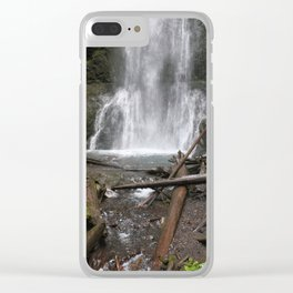 Olympic Clear iPhone Case
