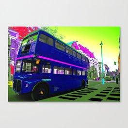 Routemaster Canvas Print