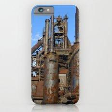 Bethlehem Steel Blast Furnace 3 iPhone 6s Slim Case