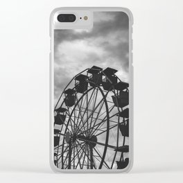 Meloncholy Midway Clear iPhone Case