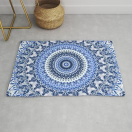 By the Ocean Mandala Rug
