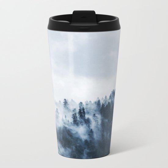 Wanderlust Heaven Metal Travel Mug