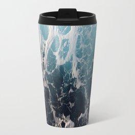 Blue Wave Surf Travel Mug