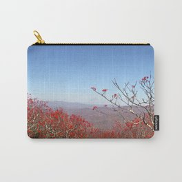 Red Berries, Autumn Colors Carry-All Pouch
