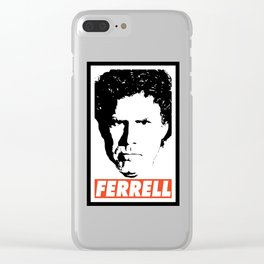 Ferrell Clear iPhone Case