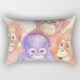 It's Good To Be Different Rectangular Pillow