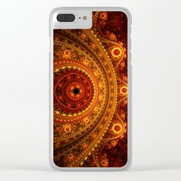 Aalok Clear iPhone Case