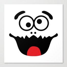 Cookie Monster #society6 #decor #buyart #artprint Canvas Print