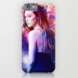 Alycia Debnam-Carey iPhone Case