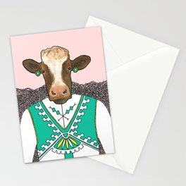 Liselott the Cow Stationery Cards