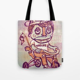 Tricycle Thuglife Tote Bag