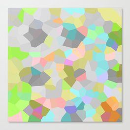 Crystallize 9 Canvas Print