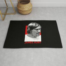 Formula One - James Hunt Rug