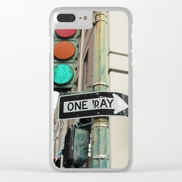 Go One Day Clear iPhone Case