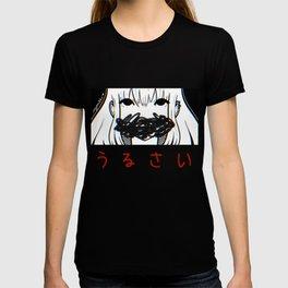 Cassé - うるさい (JP Light Ver.) T-shirt