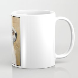 Meerkat 'Stache Coffee Mug