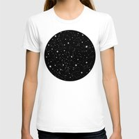 constellations T-shirts featuring Constellations by Rachel Buske