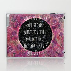 Law of Attraction Laptop & iPad Skin