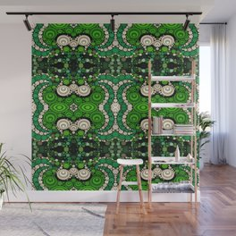 art retro pattern Wall Mural