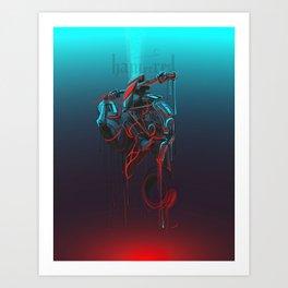 jeckylnhyde Art Print