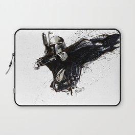 BOBA FETT INKS Laptop Sleeve
