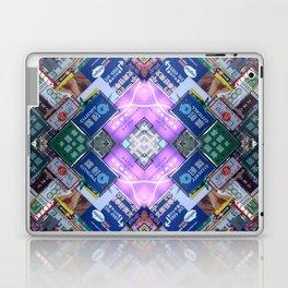 Hong Kong Kaleidoscope 03 Laptop & iPad Skin