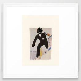 ID1 Framed Art Print