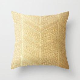 strAw sTyle Throw Pillow