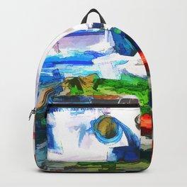 Boats Backpack