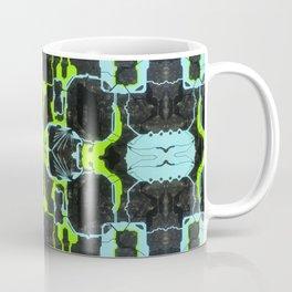 Cyber Mesh Coffee Mug