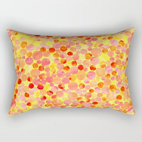 Confetti Pattern 03 Rectangular Pillow