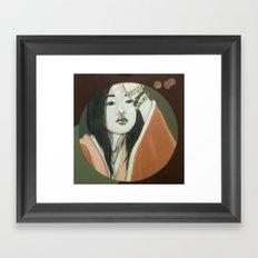 Brand new me Framed Art Print