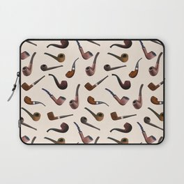 Tobacco Pipes Laptop Sleeve