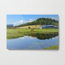 Colorado Country - 5404 Metal Print