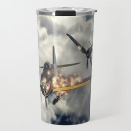 Watch your six! Travel Mug